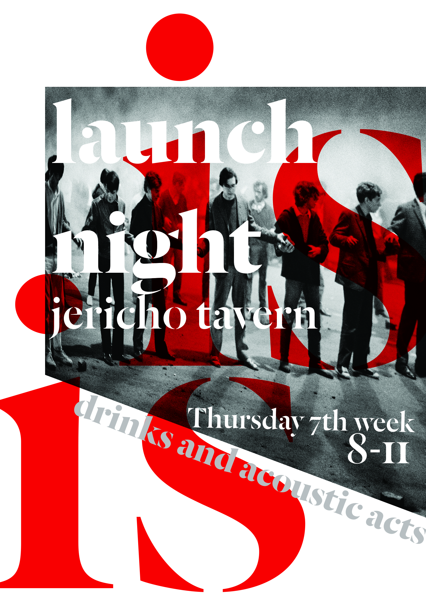 isis launch night
