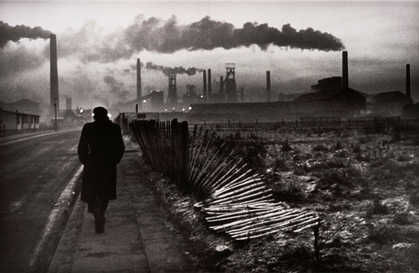 Don McCullin Interview Picture