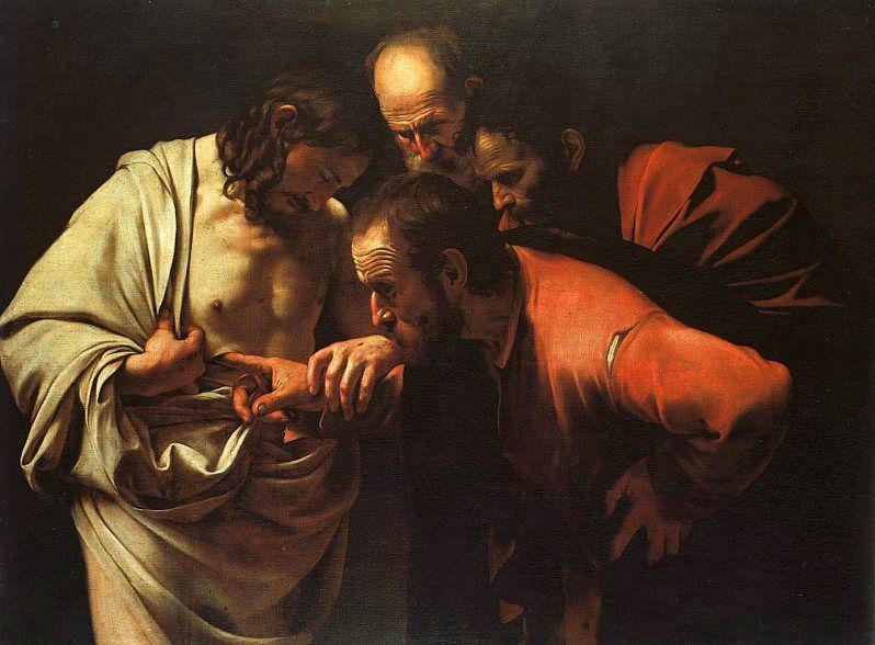 Caravaggio, c. 1601–1602