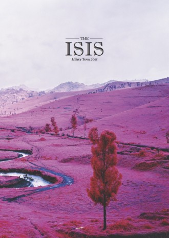 the isis front cover